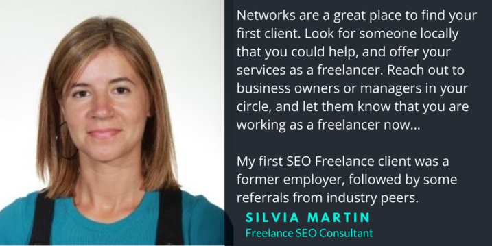 Silvia Marin SEO consultant