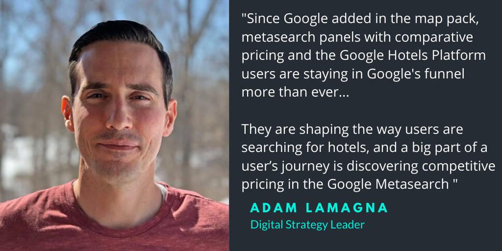 Digital Strategist Adam Lamagna