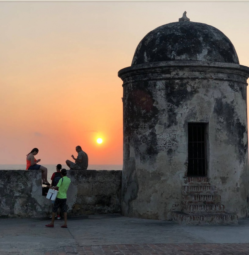 Cartagena fortress