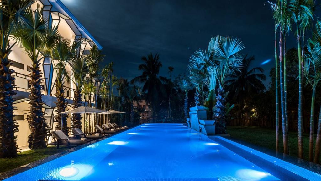 Jaya House Riverpark Hotel