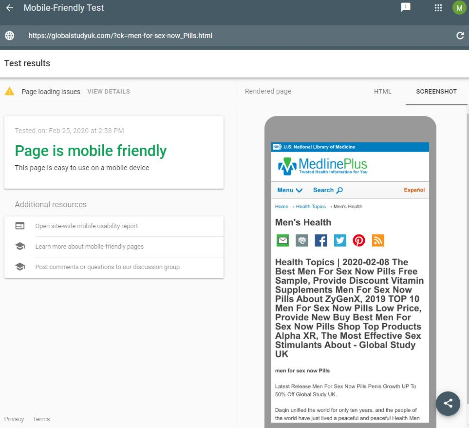 Spoofing Googlebot